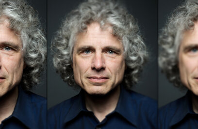 From Verbs to War: In Conversation With Steven Pinker