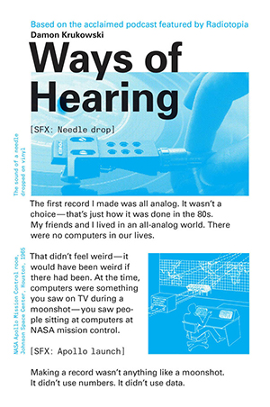 Cover of Ways of Hearing