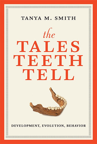 Tales teeth tell book jacket cover