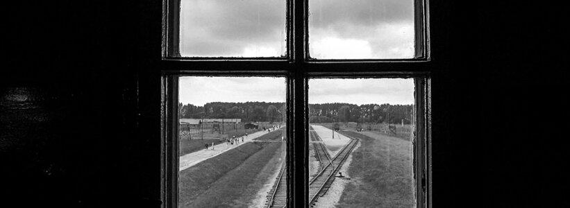The Horizon at Auschwitz-Birkenau