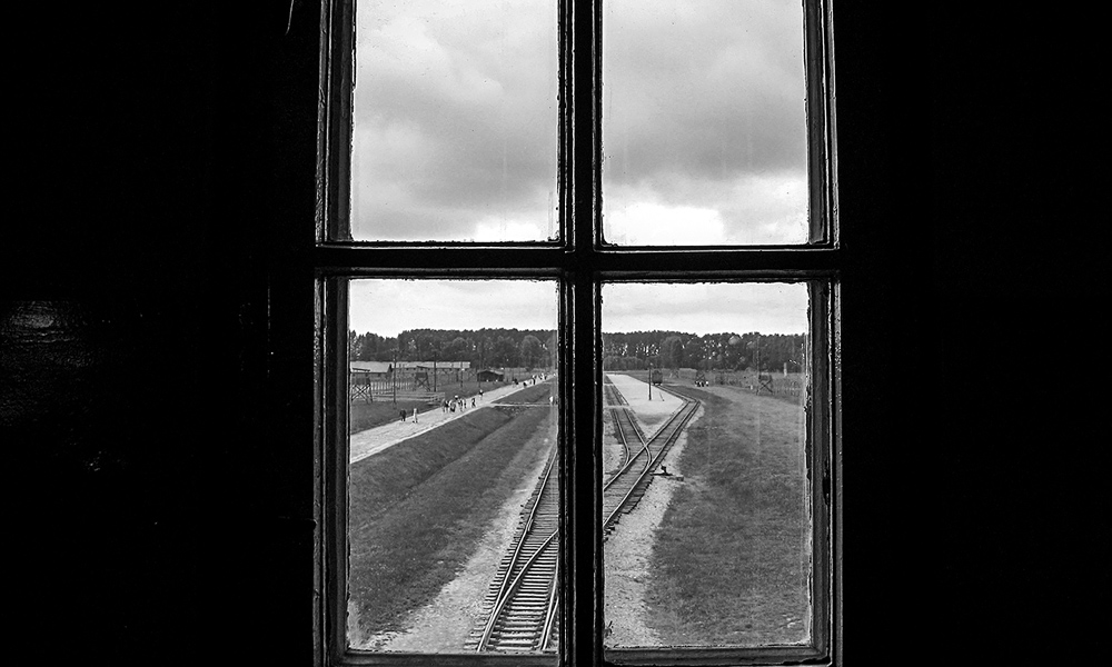 The Horizon at Auschwitz-Birkenau