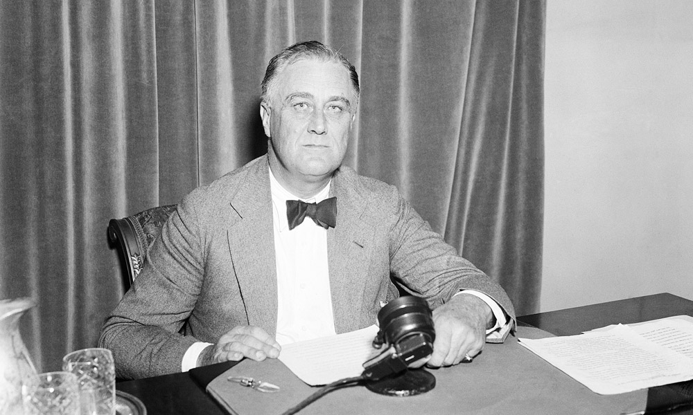 """""""I did it for the uplift of humanity and the Navy"""": FDR's Gay Sex-Entrapment Sting"""