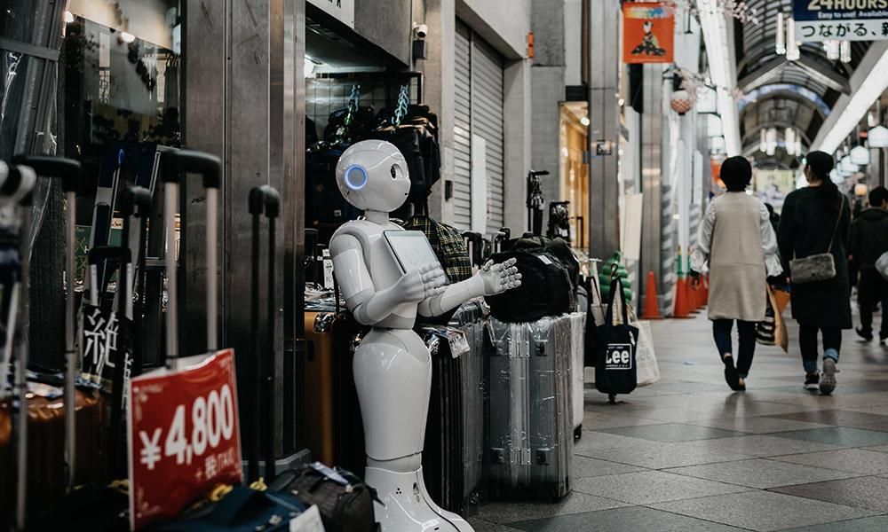 When DIY Robots Invade