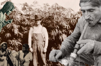 A Brief Global History of the War on Cannabis