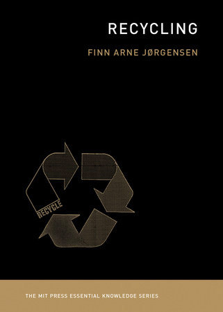 recycling book cover