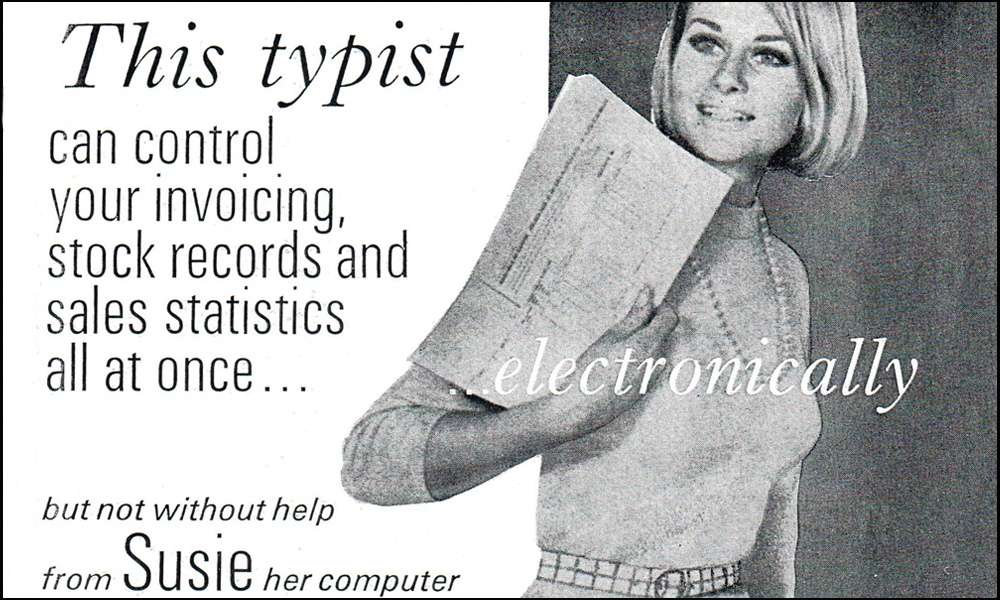 Britain's Sexist Campaign to Sell Computers
