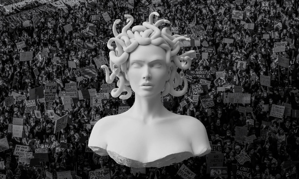 The Lulz of Medusa: On Laughter as Protest