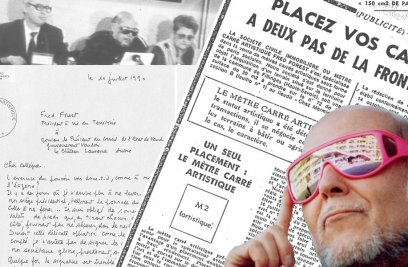 The Media Hijinks of France's Most Famous Unknown Artist