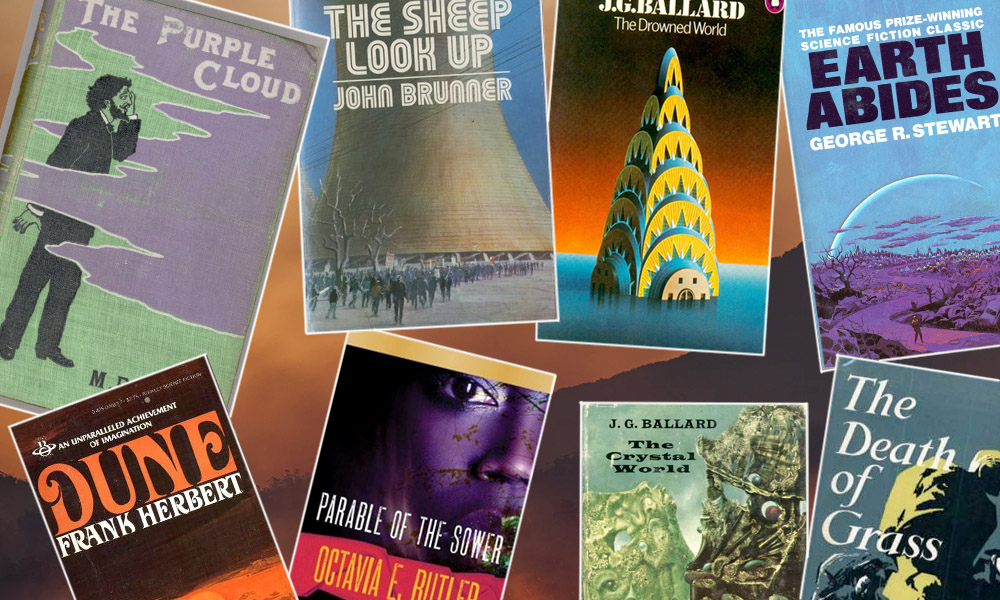 A Century of Science Fiction That Changed How We Think About the Environment | The MIT Press Reader